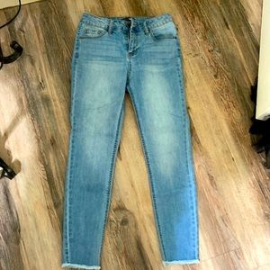 #51 Ankle jeans 👖 size 7